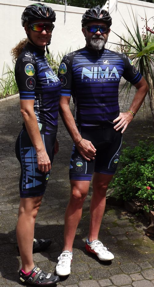 The new NIMA Recruitment Cycling Gear
